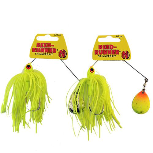 Northland Tackle 3/8 oz Reed-Runner Spinnerbait 2 Piece Assortment Sets & Bundles