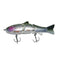"Reaction Strike 9"" Ultimate Trout Rainbow Hard Baits"