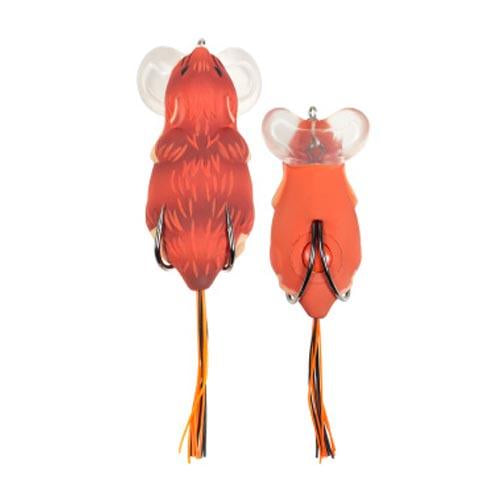 Lunkerhunt Yappa Rat Red Squirrel Hard Baits