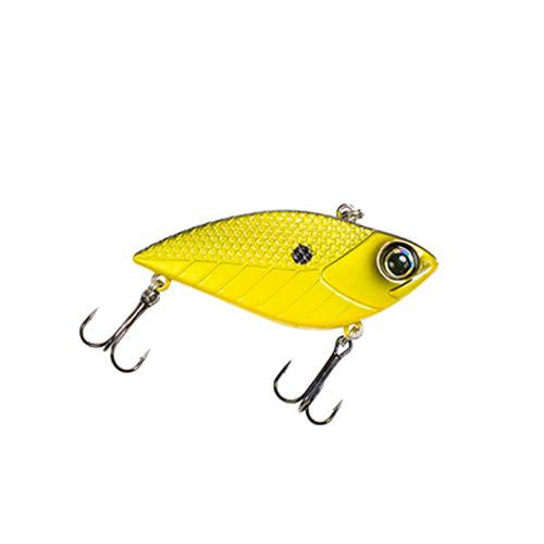 Lunkerhunt Impact Reactor Shock Yellow Hard Baits