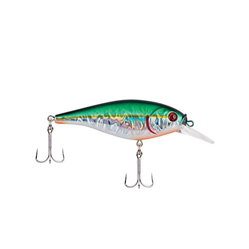 Berkley Flicker Shad Shallow - 7 cm Slick Green Alewife Hard Baits