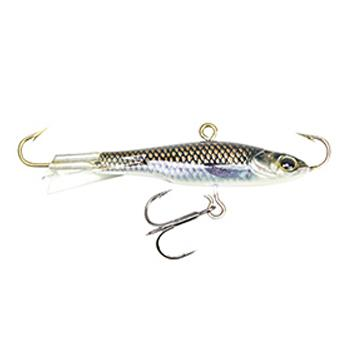 Lunkerhunt 3/16 oz Straight Up Jig Smelt Hard Baits,Shop By Brand