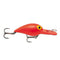 Storm Original Wiggle Wart Solid Fluorescent Red Hard Baits
