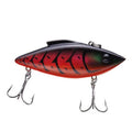 Bill Lewis Rat-L-Trap Strawberry Craw Hard Baits