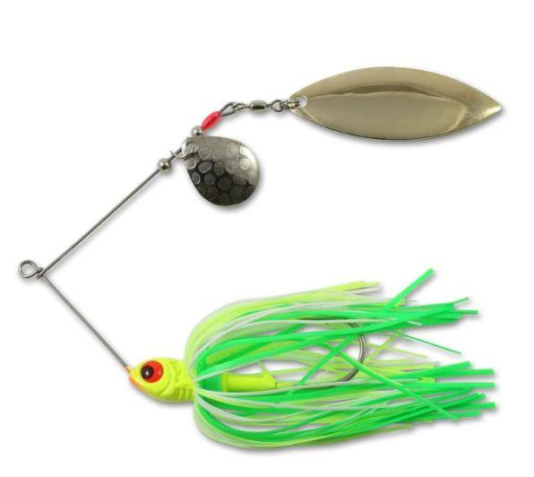 Northland Reed-Runner Tandem Spinnerbait 3/8 oz / Sunfish Hard Baits