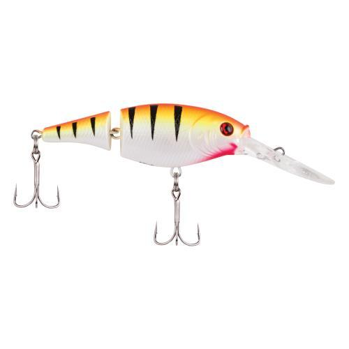 Berkley Flicker Shad Jointed - 5 cm Sunset Perch Hard Baits