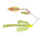 Strike King KVD Finesse Spinnerbait Super Chartreuse / 1/2 oz Hard Baits