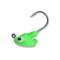 Northland Tackle Stand-Up FireBall Jigs - 6pk 1/8 / Super Glo Green Burch Hard Baits