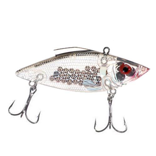 Bill Lewis 1/2 oz Rat-L-Trap Transparent Hard Baits