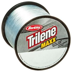 Berkley Trilene Maxx Clear Fishing Line - 660 yards