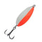 Johnson Shutter Spoon 2/5 oz / UV Orange Glow Hard Baits