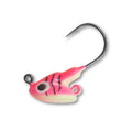 Northland Tackle Stand-Up FireBall Jigs - 6pk 1/4 / UV Pink Tiger Hard Baits