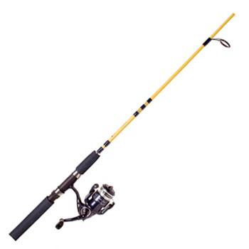 Eagle Claw Water Eagle 6' - 2 PC Spinning Combo