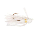 Strike King Bitsy Bug Mini Jig 1/8 oz / White Hard Baits