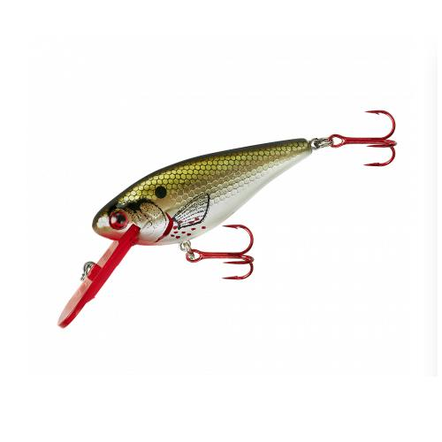 Lindy 1/3 oz Wally Shad - Wounded Olive