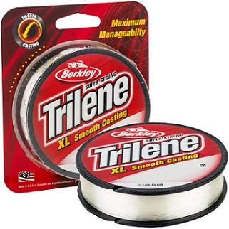 Berkley Trilene XL Fishing Line - Filler Spools 4 / Clear Fishing Line
