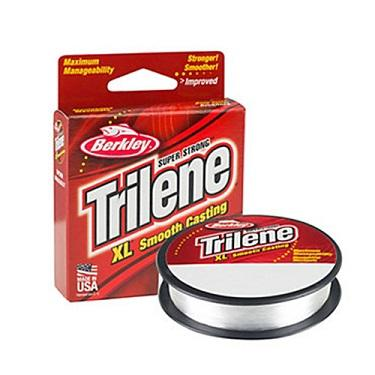 Berkley Trilene XL Smooth Casting Line - 110 Yards 4 / Clear
