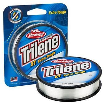 Berkley Trilene XT Fishing Line - 300 yards 10 / Clear Fishing Line