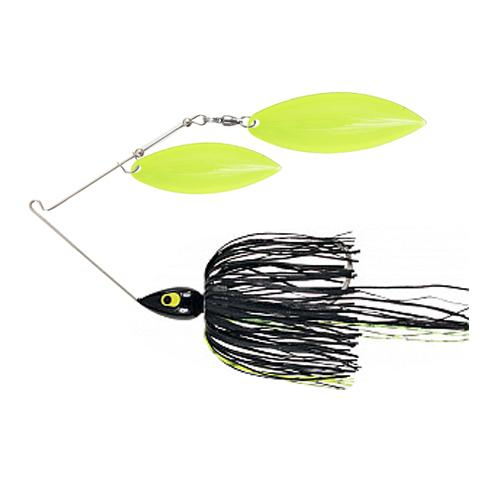 War Eagle 1/2 oz Painted Double Willow Spinnerbait