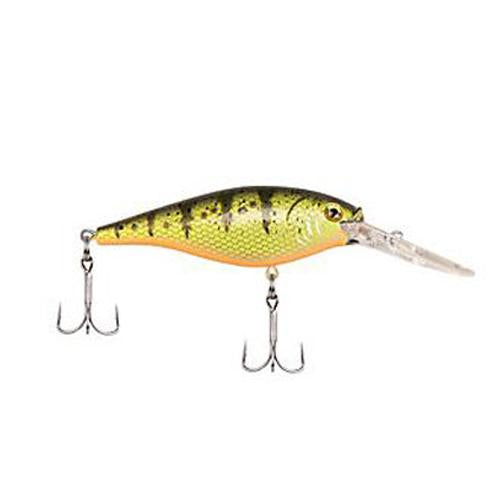Berkley Flicker Shad - 7 cm Yellow Perch Hard Baits