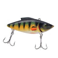Bill Lewis 1/2 oz Rat-L-Trap Yellow Perch Hard Baits