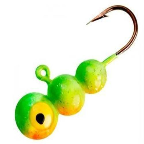Lindy Ice Worm Jig