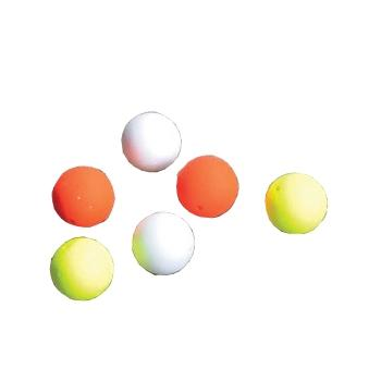 Wright & McGill 6 Piece Round Ball Strike Indicators