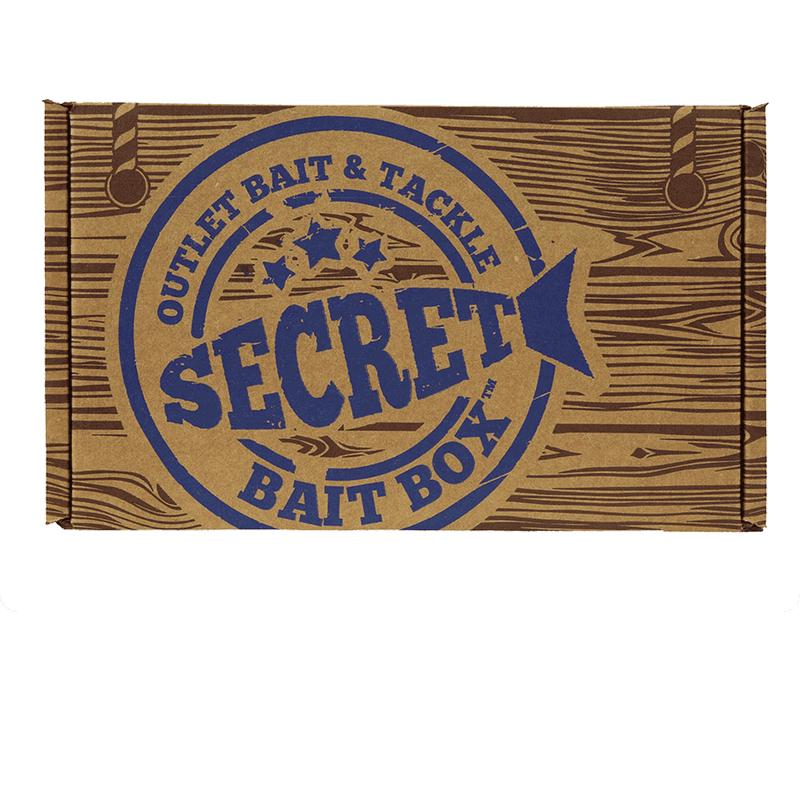 Secret Bait Box Bass Edition 6 Month Subscription Shop By Brand,Most Popular