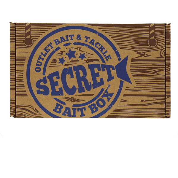 Secret Bait Box Bass Edition 12 Month Subscription Bass Shop By Brand,Most Popular