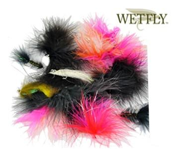 WetFly Buggers and Streamers Random Pick