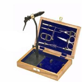 WetFly Standard Wooden Tool Kit by Creative Angler