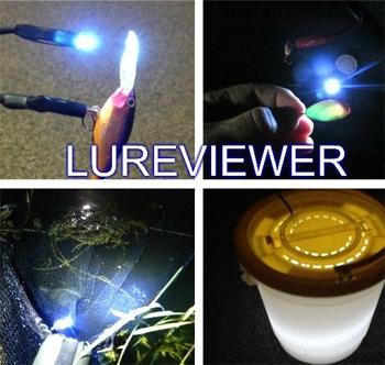 LureViewer Portable Flashlight