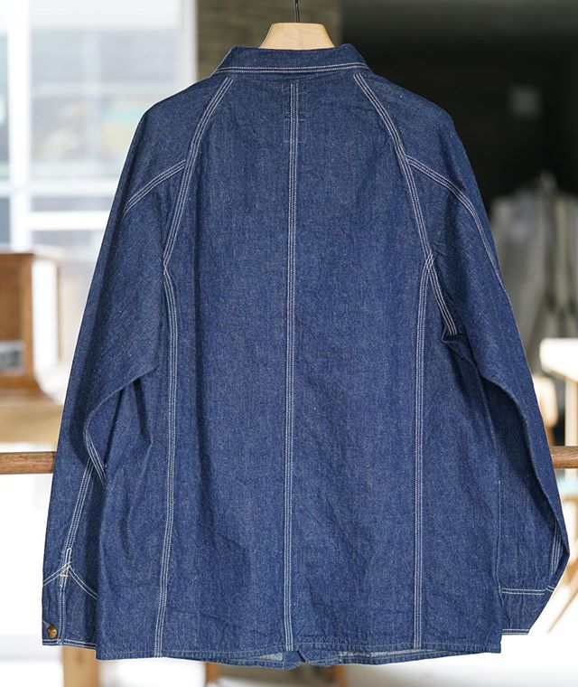 50's Coverall Jacket - One Wash