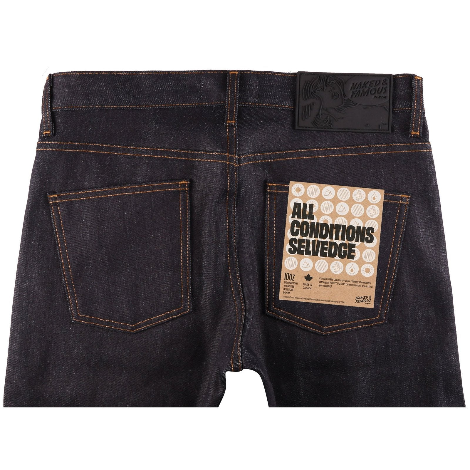 All Conditions Selvedge - Easy Guy