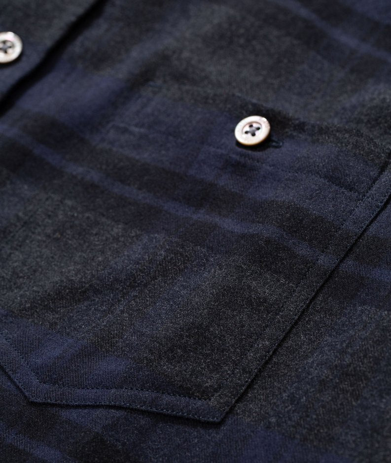 Anton Brushed Flannel Check