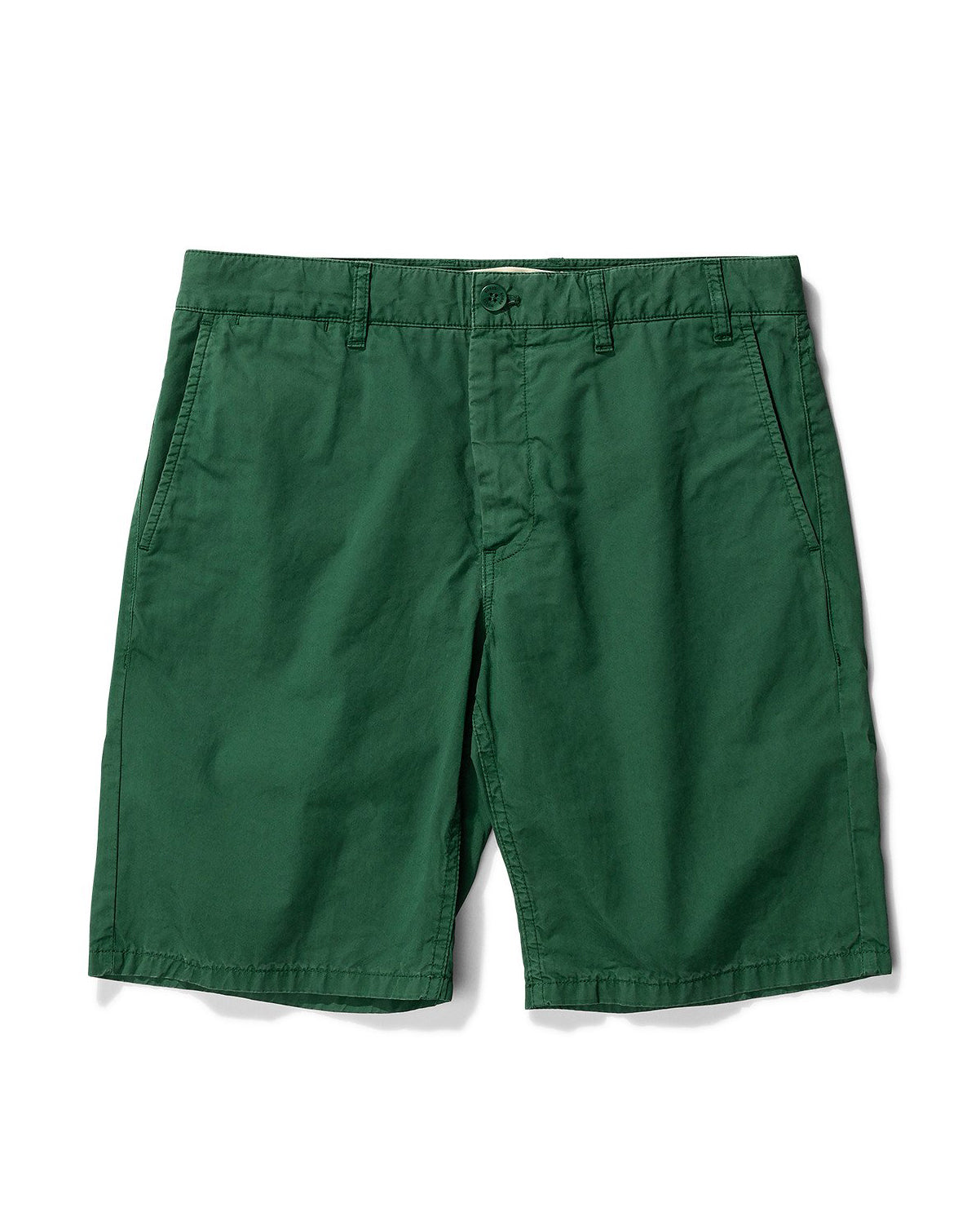 Aros Light Twill Shorts - Sporting Green