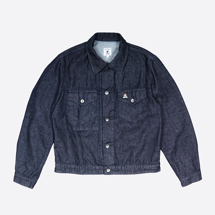 Arpenteur - Eddie Jacket - Denim