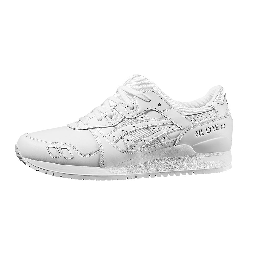 Asics - GEL-LYTE III Running Shoes - White