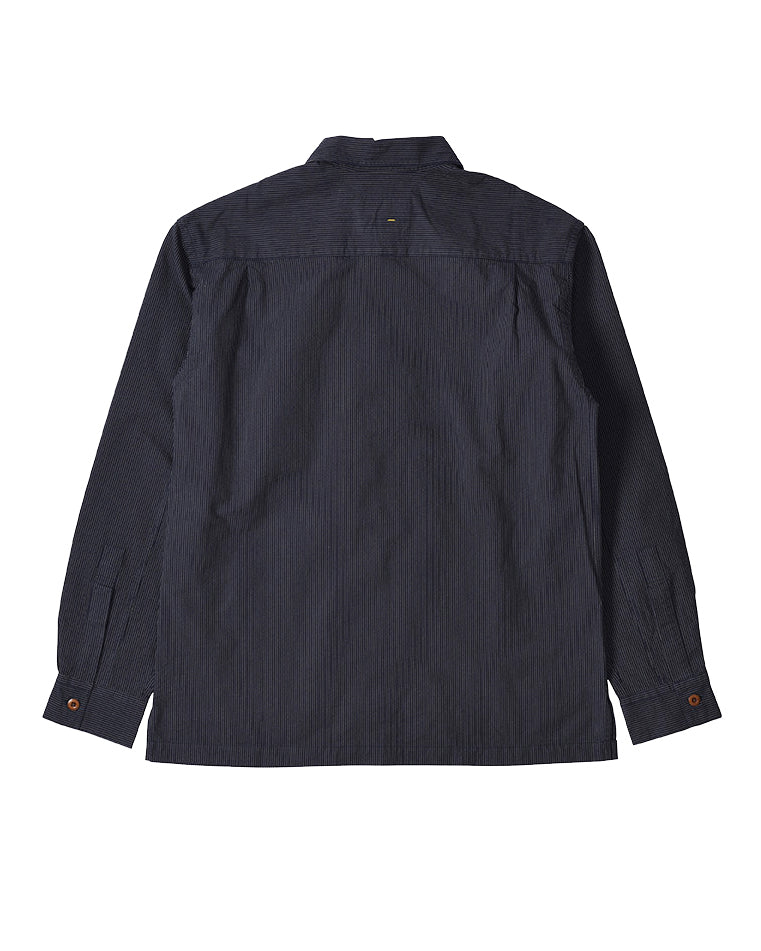Broken Stripe  - Navy