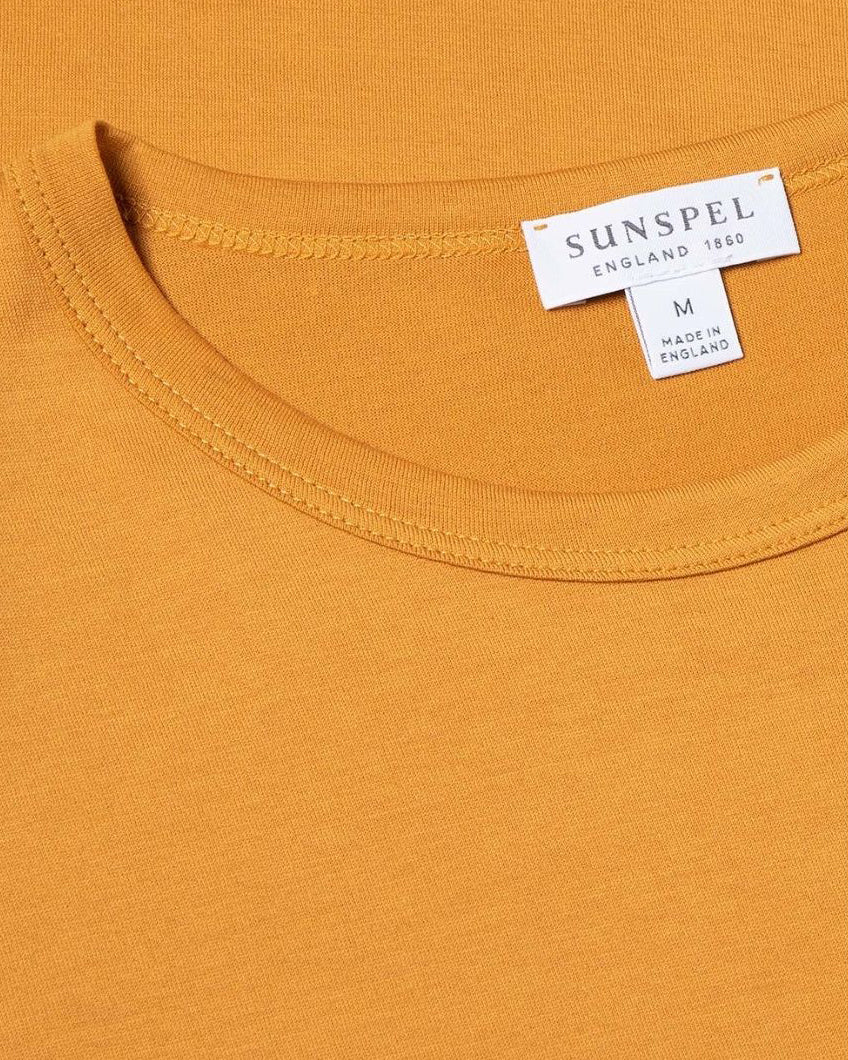 Classic T-Shirt - English Mustard