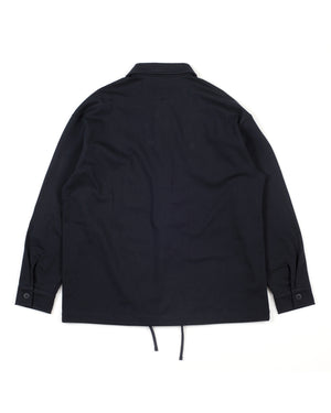 Corral Overshirt - Navy