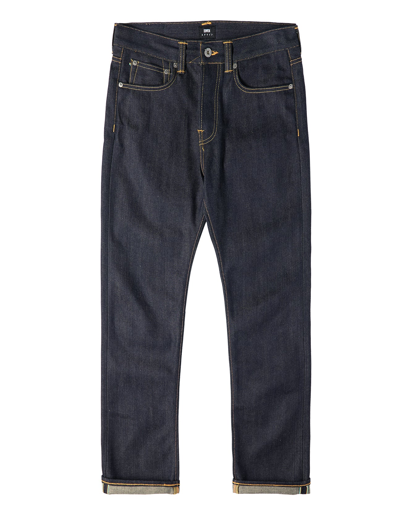 ED-80 - 63 Rainbow Selvage - Unwashed