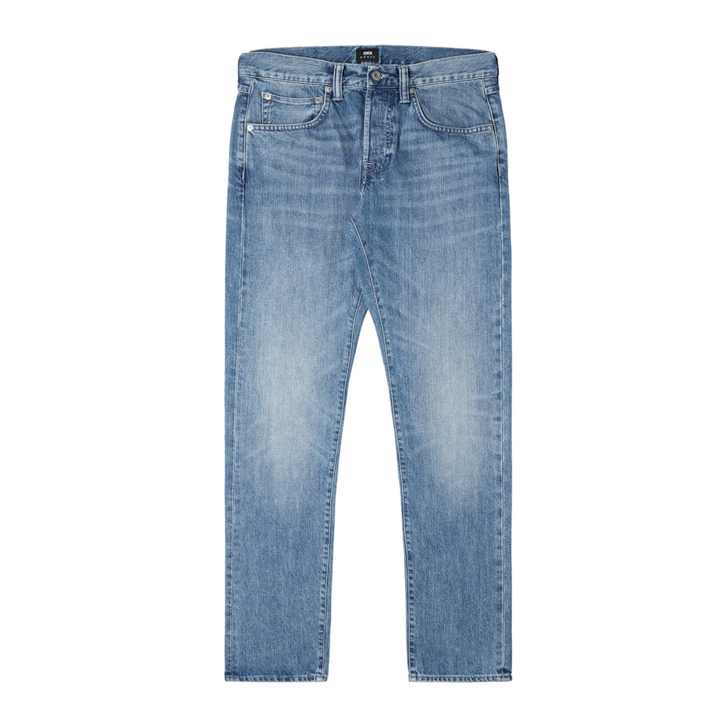 Edwin - ED-55 - Kingston Blue Denim - Rauha Wash