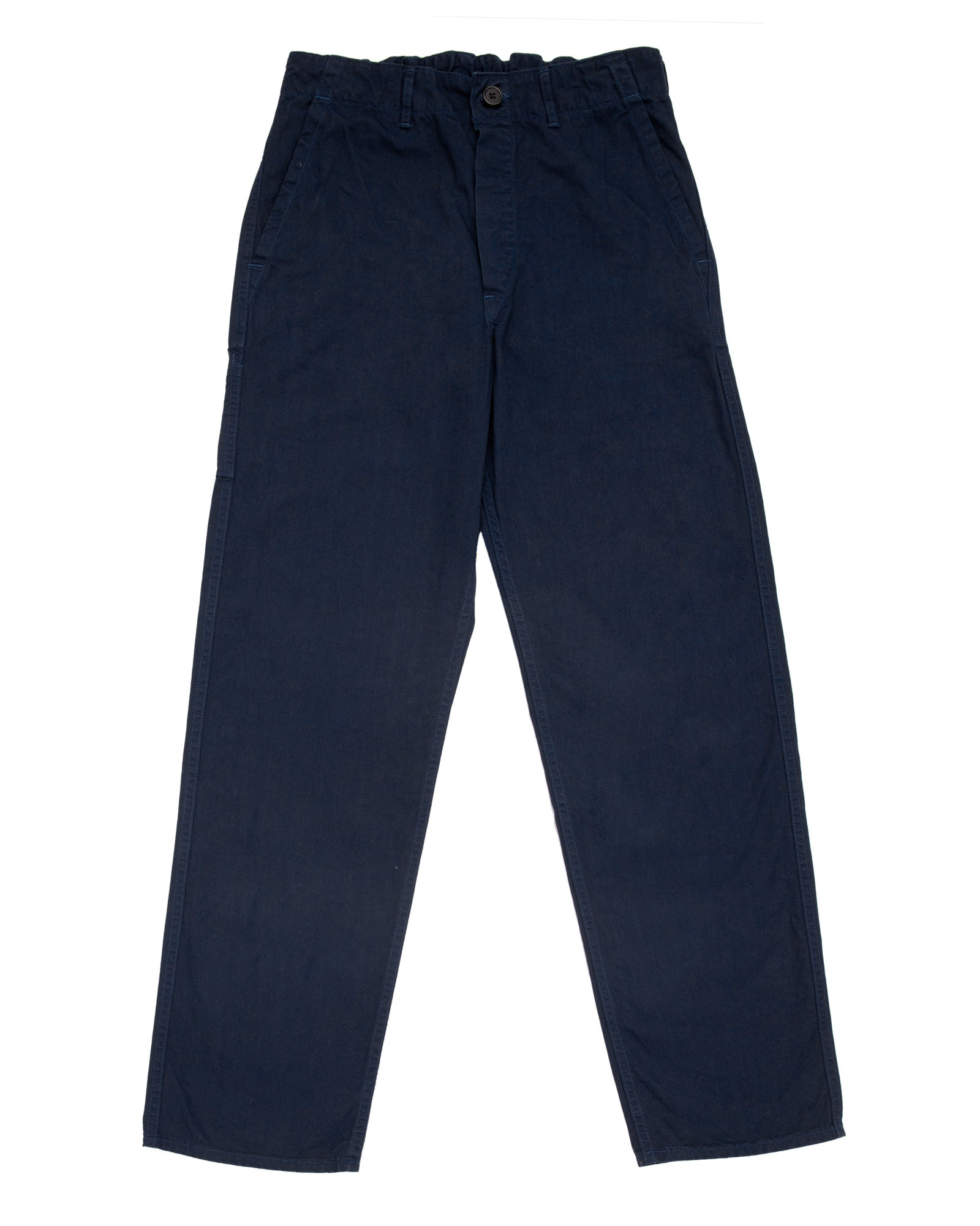 French Work Pants - Navy