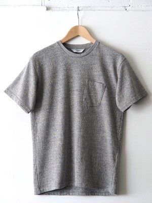 Pocket T-Shirt - Grey