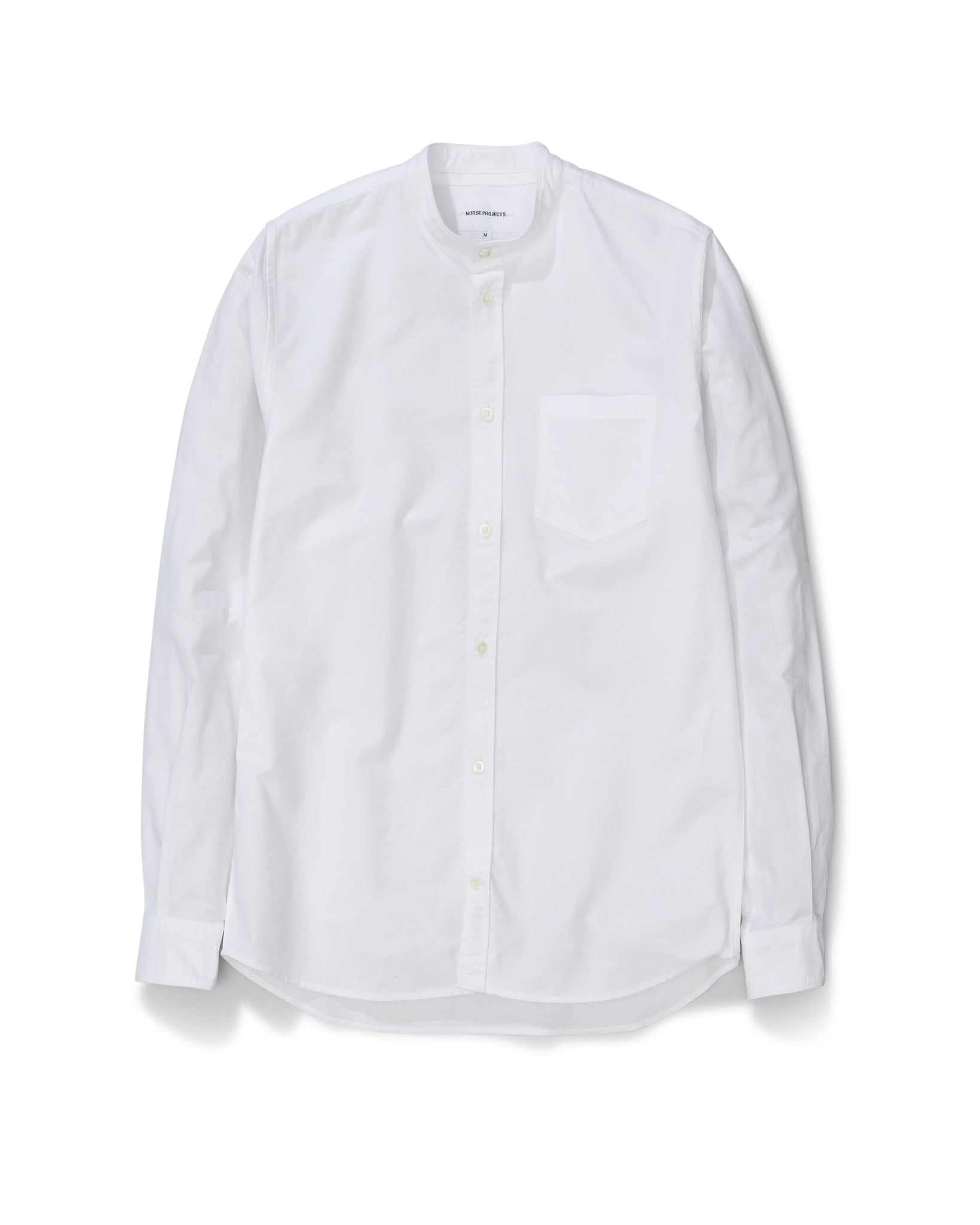 Hans Collarless Oxford