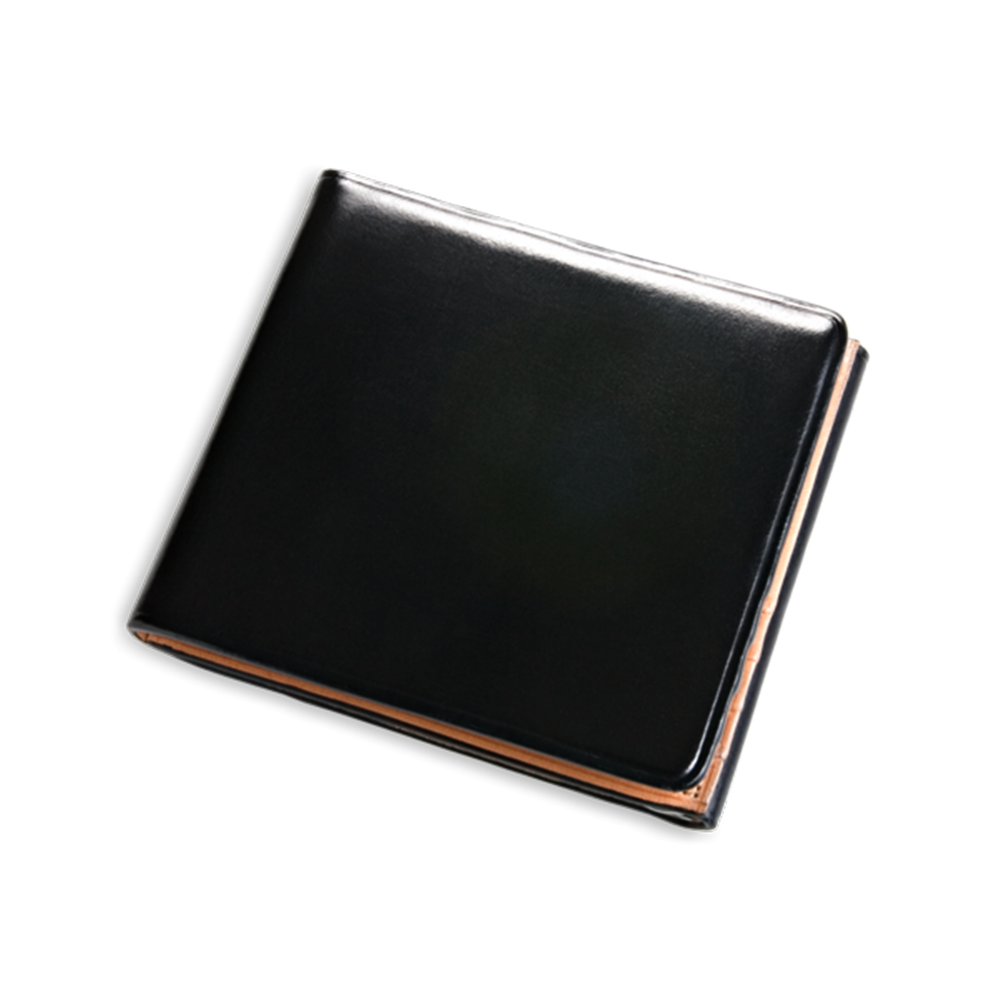 Il Bussetto - Trifold Wallet - Black