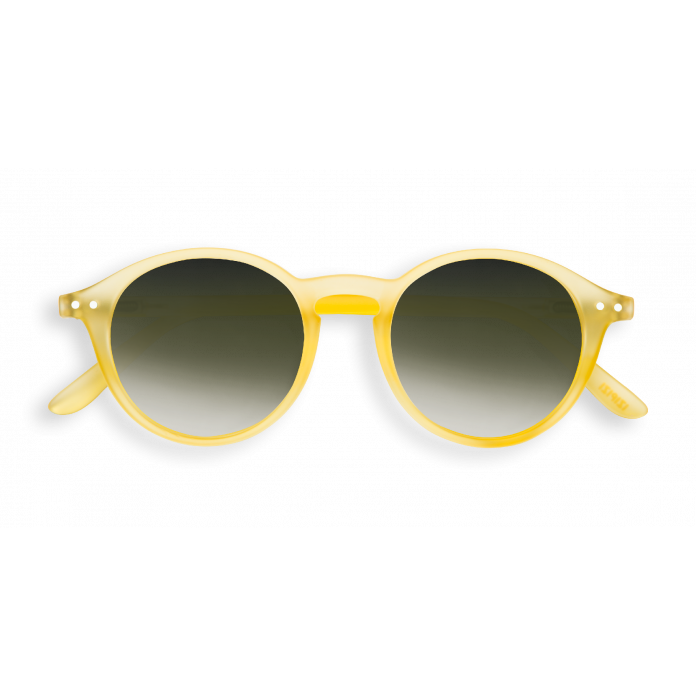 Izipizi - #D Flash Lights Sunglasses - Yellow Chrome