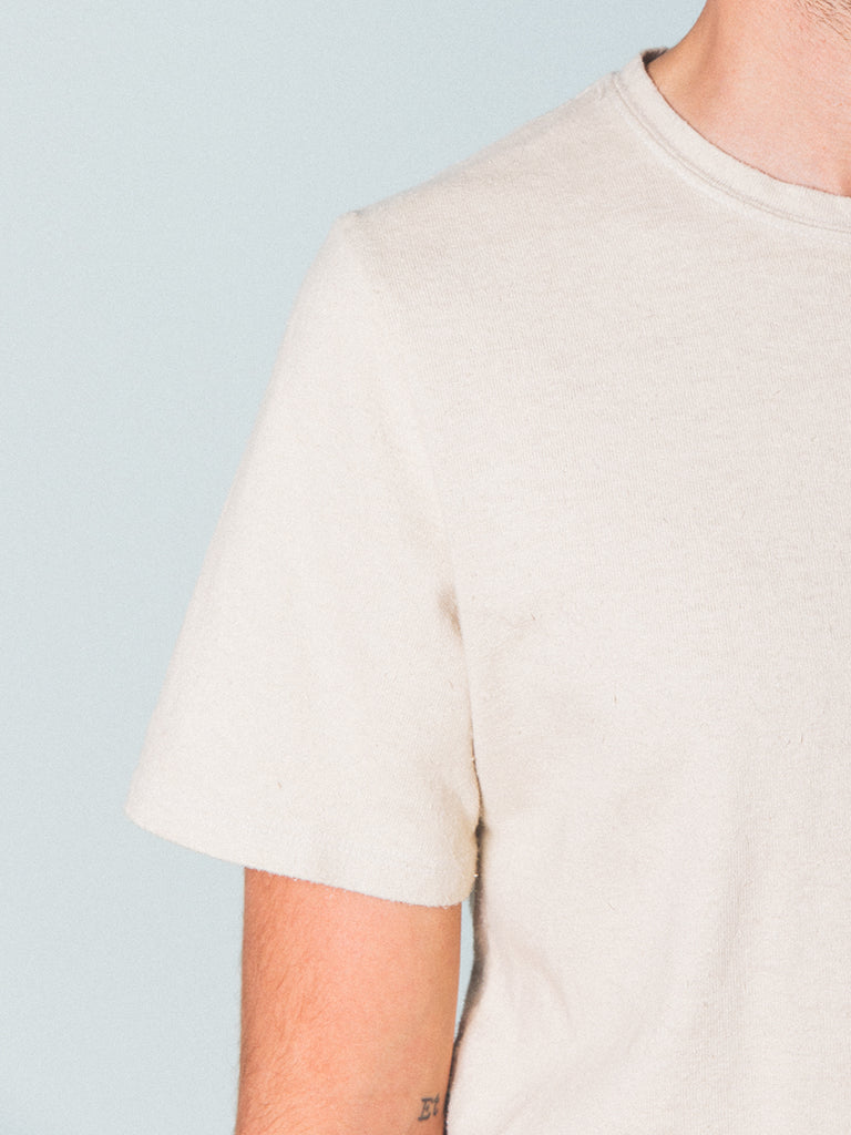 Jungmaven - Baja Hemp & Cotton T-Shirt - Sand
