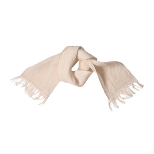 Linen Narrow Scarf